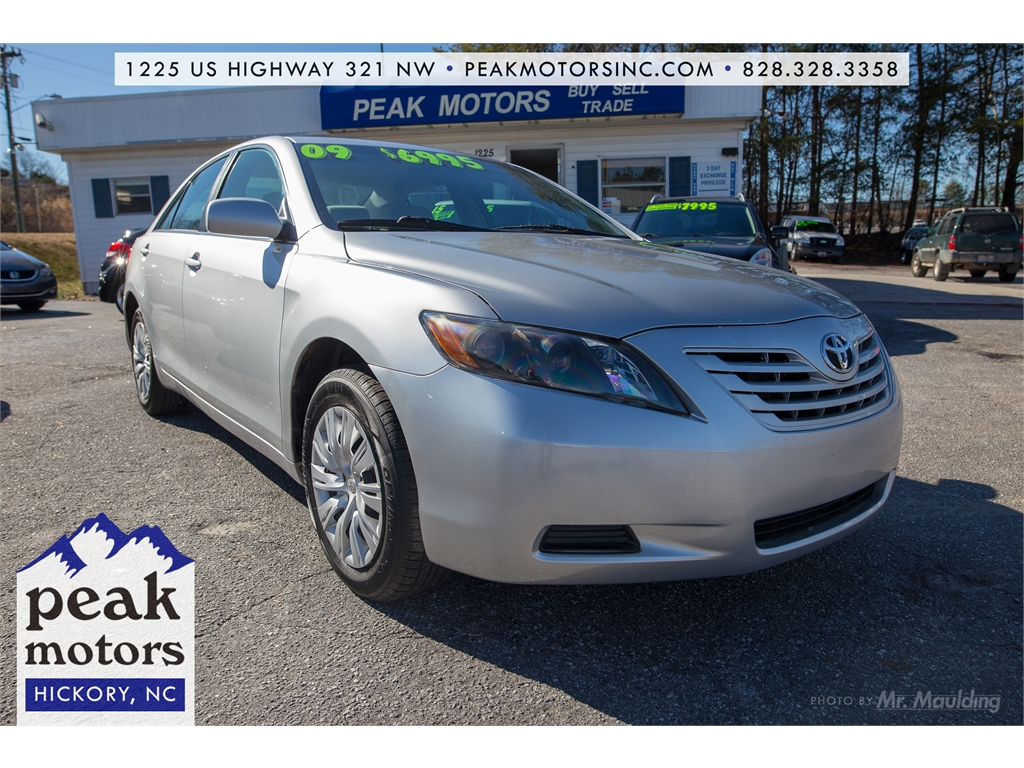 2009 Toyota Camry LE Hickory NC