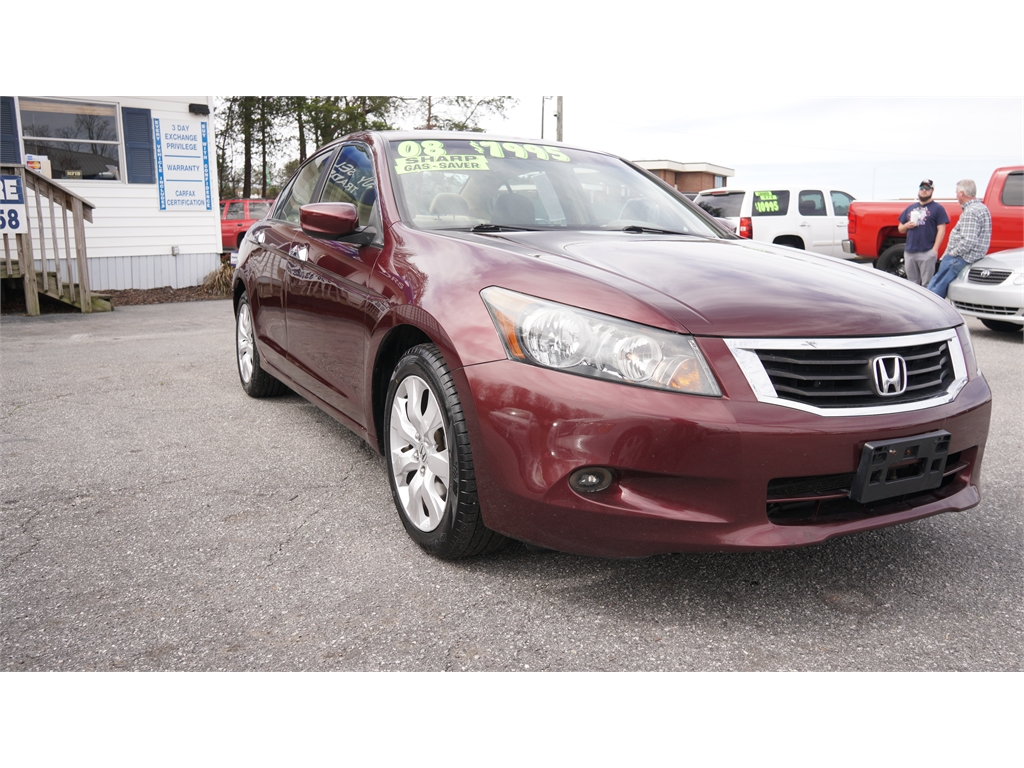 2008 Honda Accord EX Sedan AT Hickory NC