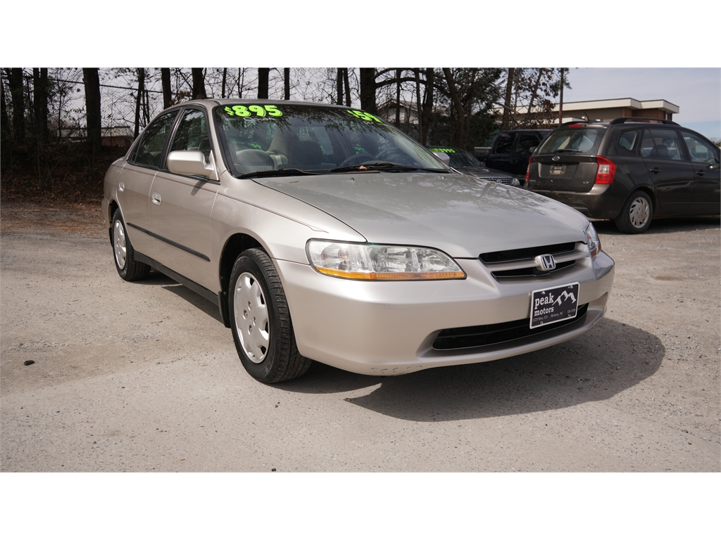 1998 Honda Accord LX sedan Hickory NC