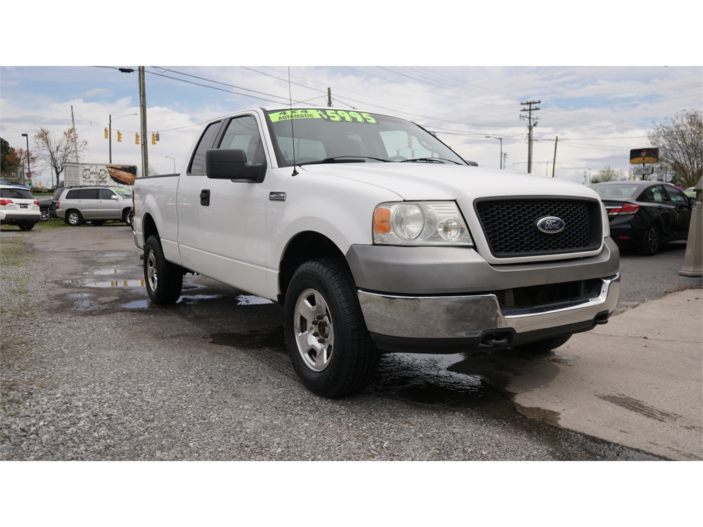 2005 Ford F150 Fx4 >> 2005 Ford F 150 Fx4 Supercab 4wd For Sale In Hickory