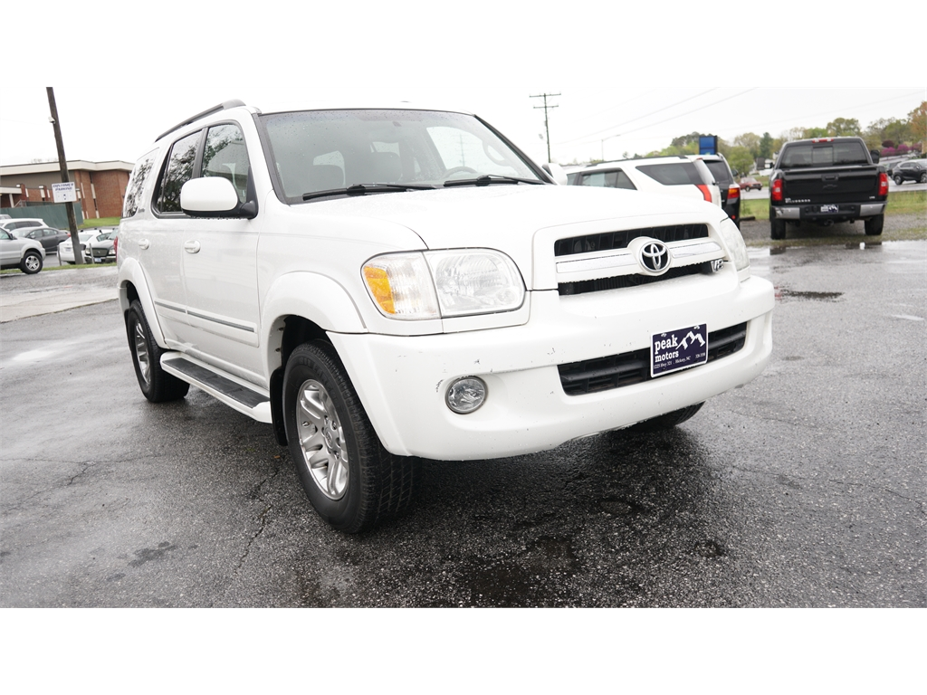 2006 Toyota Sequoia Limited  Hickory NC