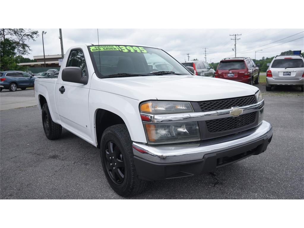 2006 Chevrolet Colorado LS 2WD for sale by dealer