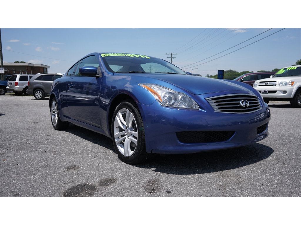 2009 Infiniti G Coupe G37x AWD for sale by dealer