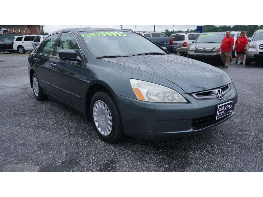 2005 Honda Accord LX  for sale by dealer