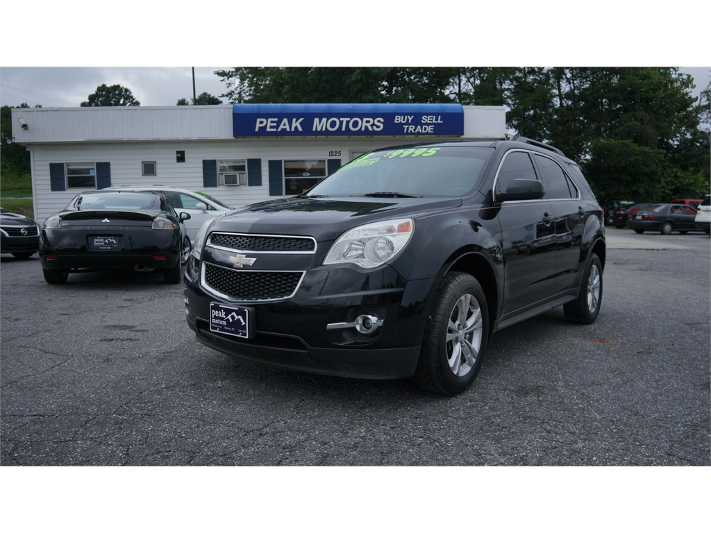 2013 Chevrolet Equinox 2LT AWD for sale by dealer