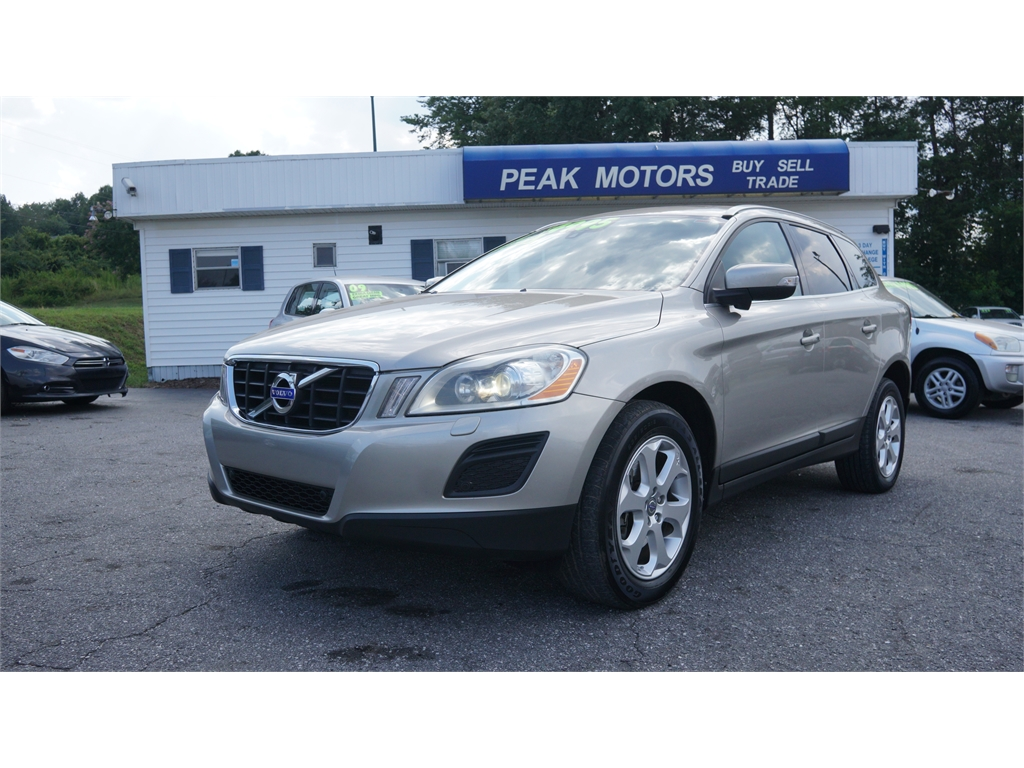 2011 Volvo XC60 3.2 for sale by dealer