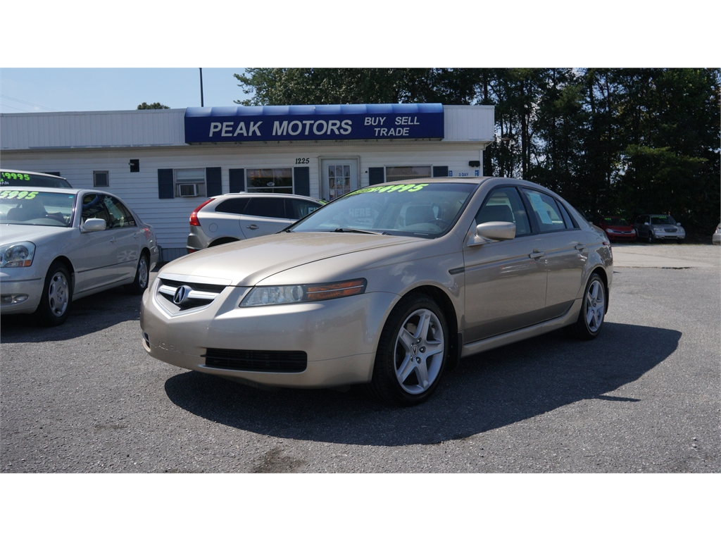 2006 Acura TL 5-Speed AT for sale by dealer