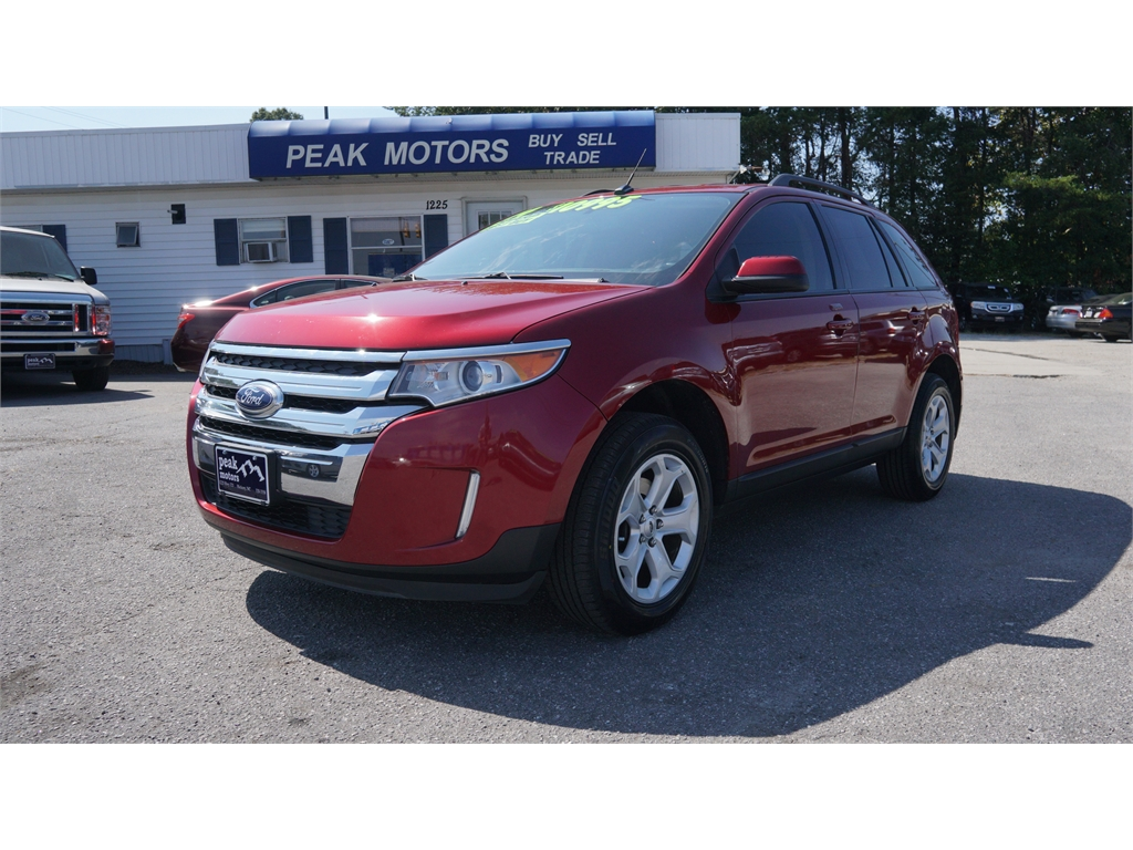 Peak Motors Hickory Nc >> 2014 Ford Edge SEL AWD for sale in Hickory
