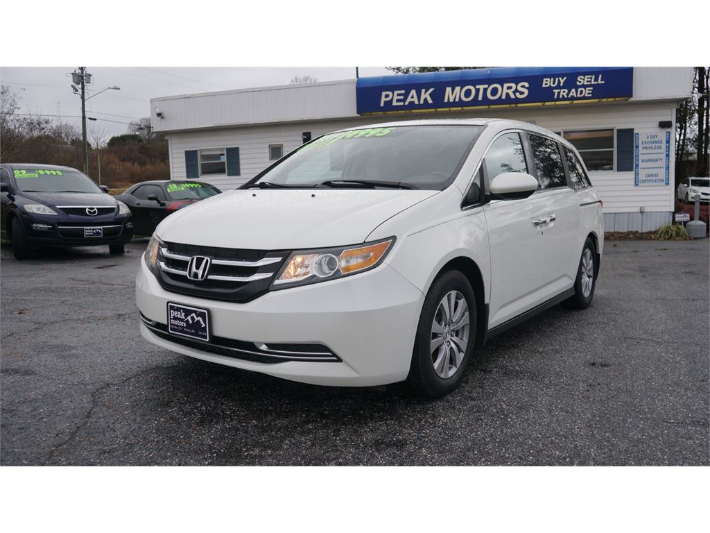 2014 Honda Odyssey EX-L for sale by dealer