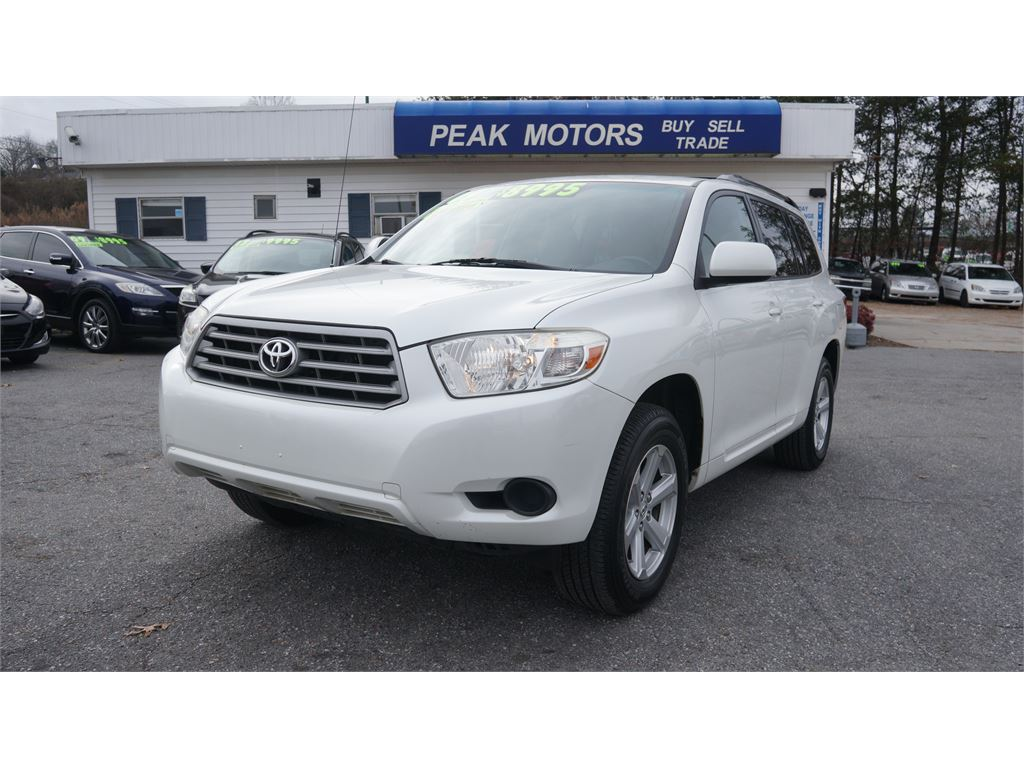 2009 Toyota Highlander  for sale by dealer