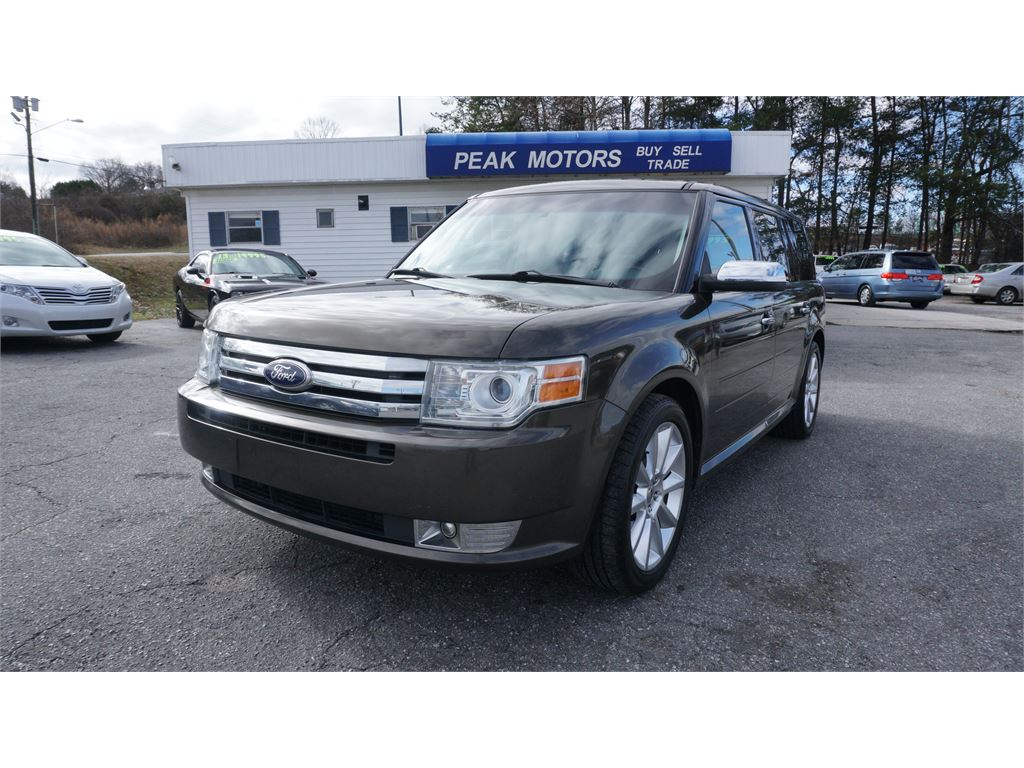 2011 Ford Flex Limited  for sale by dealer