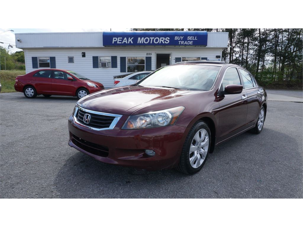 2009 Honda Accord EX-L V-6 Sedan AT for sale by dealer