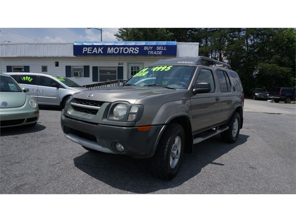 2004 Nissan Xterra XE 4WD for sale by dealer