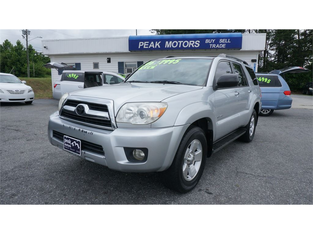 2006 Toyota 4Runner Sport Edition 4WD for sale by dealer