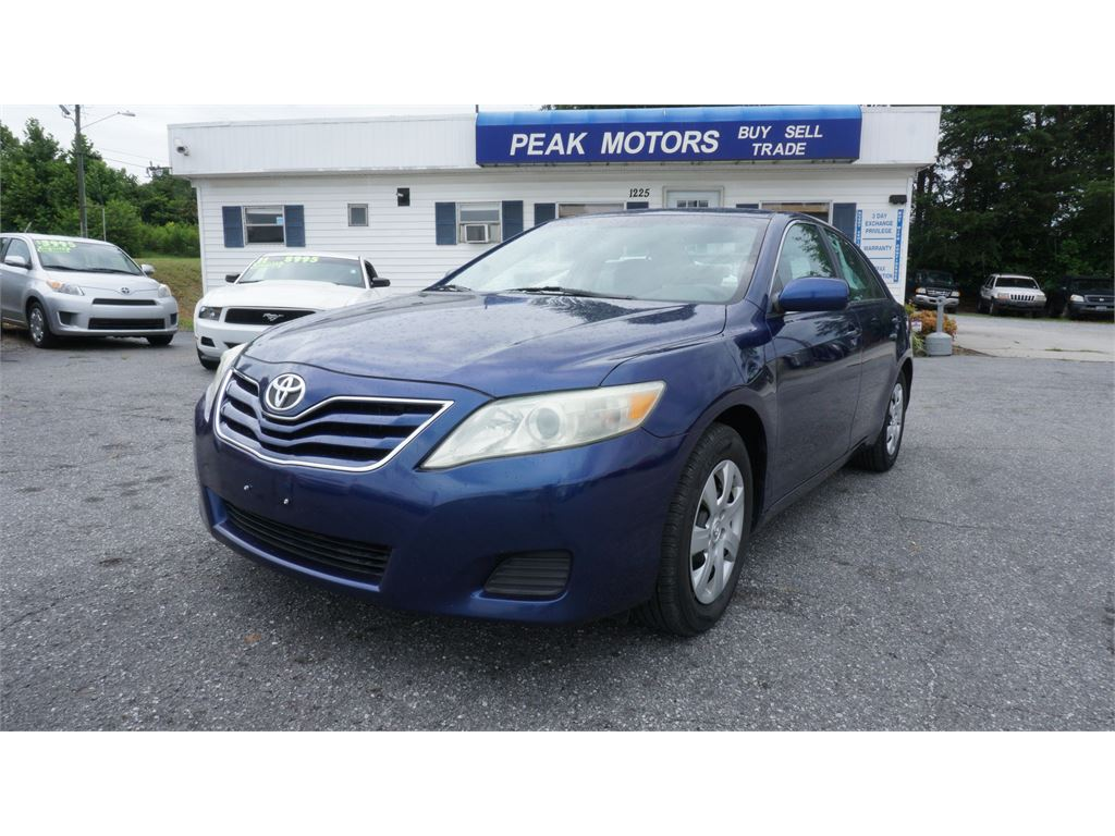2010 Toyota Camry LE 6-Spd AT for sale by dealer