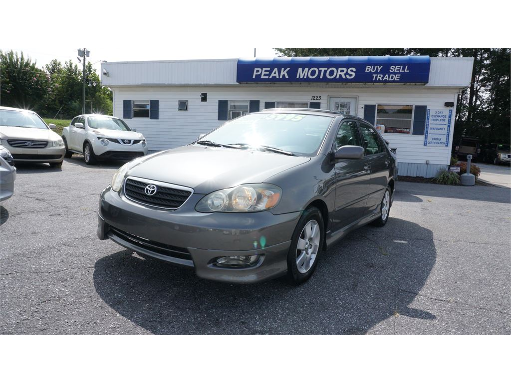 2006 Toyota Corolla CE for sale by dealer