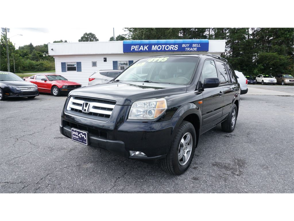 2006 Honda Pilot EX w/ Leather for sale by dealer