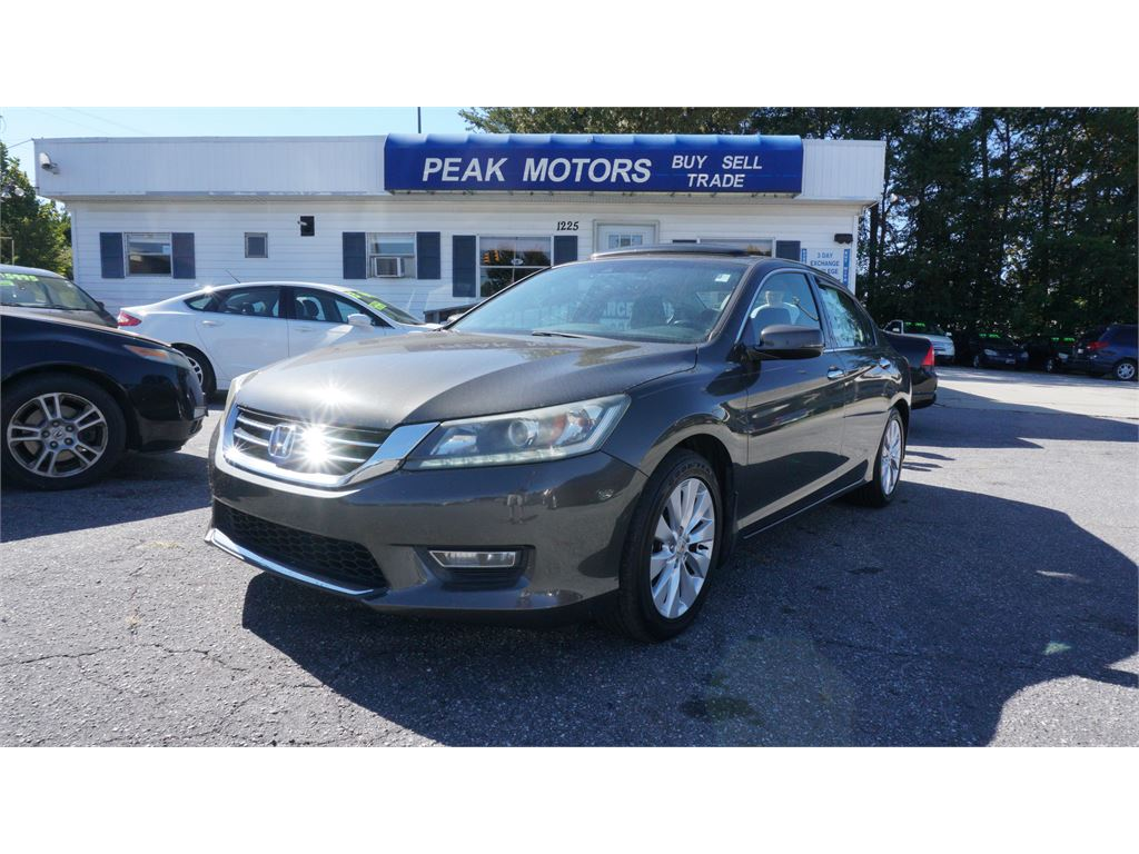 2013 Honda Accord EXL  for sale by dealer