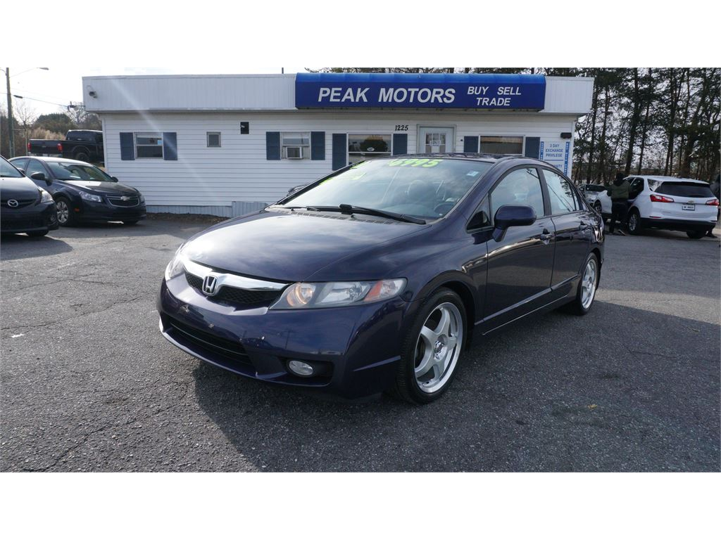 2011 Honda Civic LX  for sale by dealer