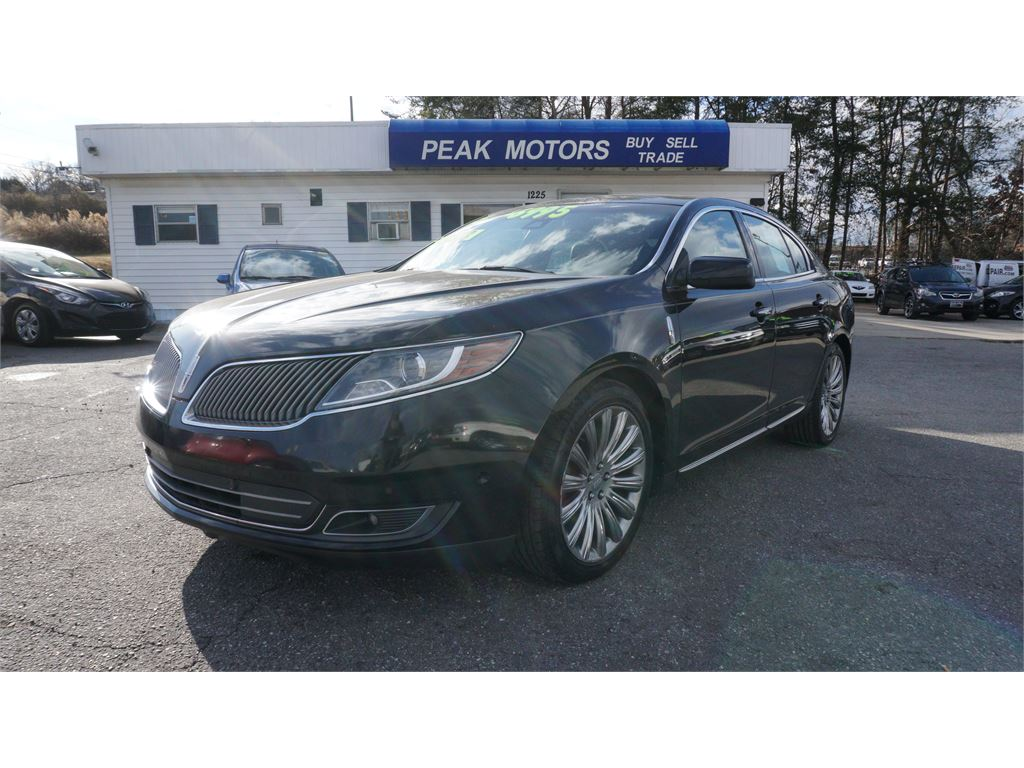 2013 Lincoln MKS  for sale by dealer