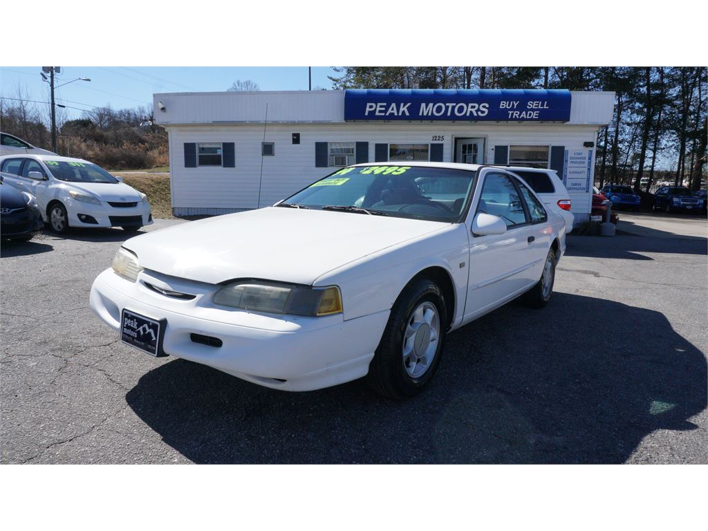 1994 Ford Thunderbird LX for sale by dealer