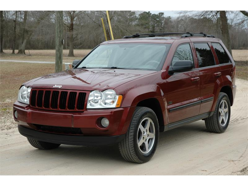2007 Jeep Grand Cherokee Laredo 2WD for sale by dealer