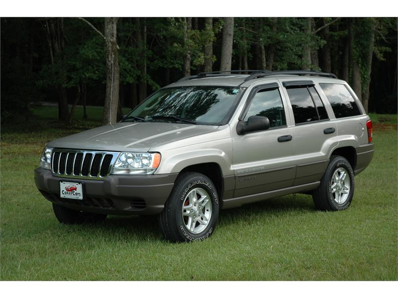 2003 Jeep Grand Cherokee Laredo 4WD for sale by dealer