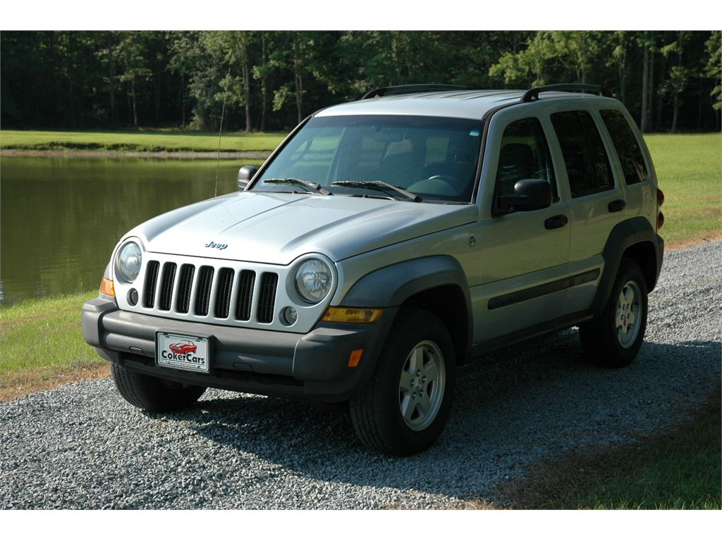 2007 Jeep Liberty Sport 4WD for sale by dealer