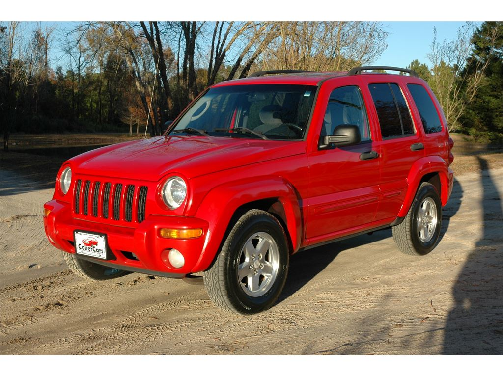 2004 Jeep Liberty Limited 4WD for sale by dealer