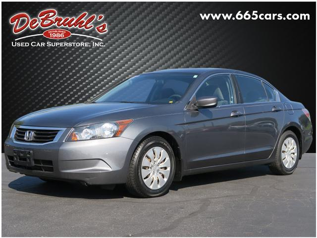 2008 Honda Accord LX for sale by dealer