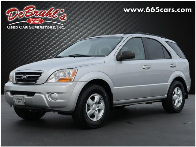 2008 Kia Sorento LX for sale by dealer
