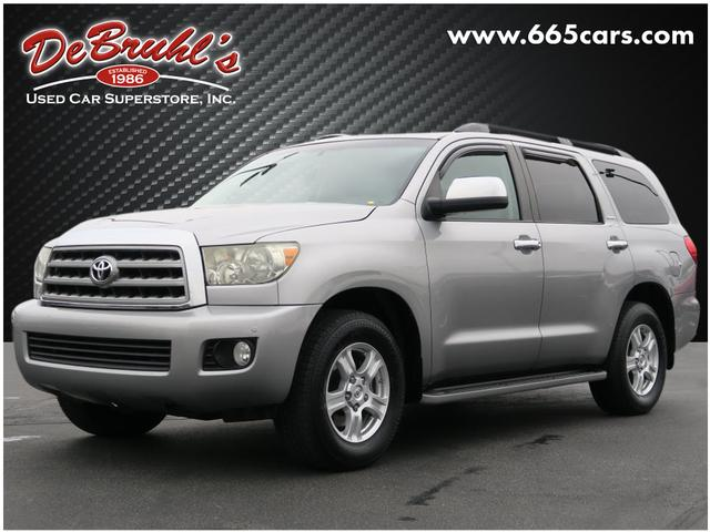 2008 Toyota Sequoia Limited for sale by dealer