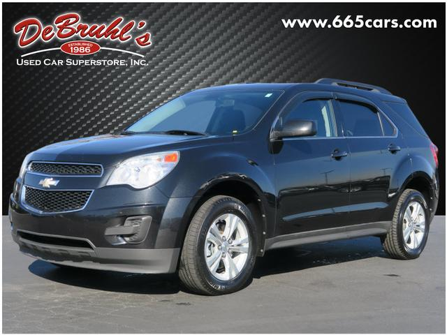 2010 Chevrolet Equinox LT for sale by dealer
