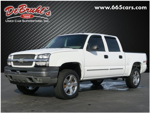 2005 Chevrolet Silverado 1500 Z71 for sale by dealer