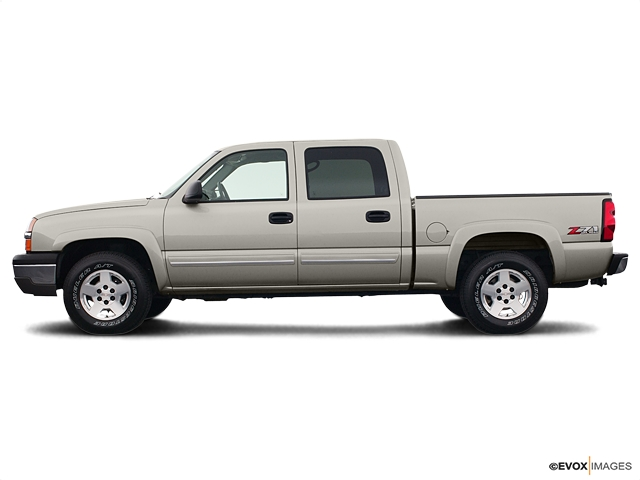 2004 Chevrolet Silverado 1500 for sale by dealer