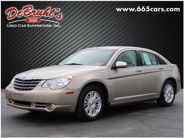 2009 Chrysler Sebring Limited for sale by dealer