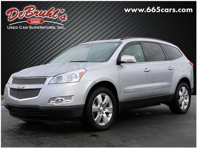 2012 Chevrolet Traverse LTZ for sale by dealer
