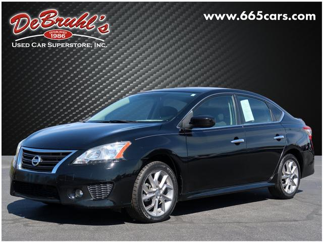 2013 Nissan Sentra SR for sale by dealer