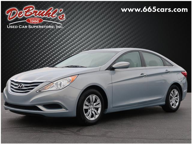 2012 Hyundai Sonata GLS for sale by dealer