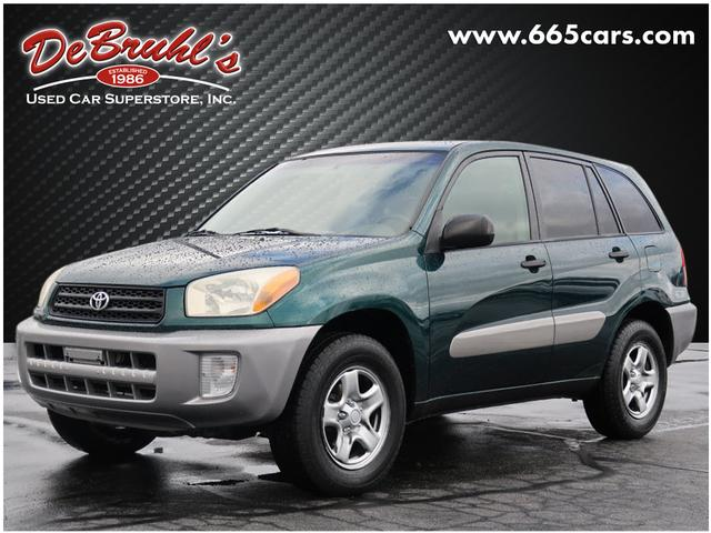 2003 Toyota RAV4 Base for sale by dealer