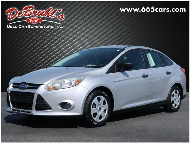 2012 Ford Focus S for sale by dealer