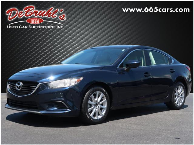 2015 Mazda Mazda6 i Sport for sale by dealer