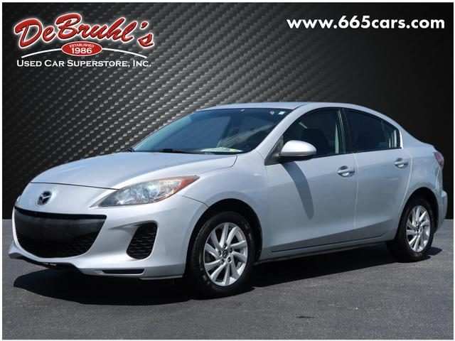 2013 Mazda Mazda3 i Touring for sale by dealer
