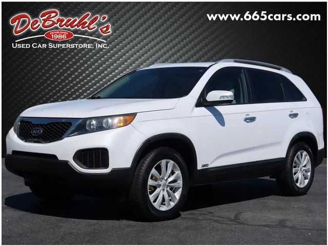 2011 Kia Sorento LX for sale by dealer