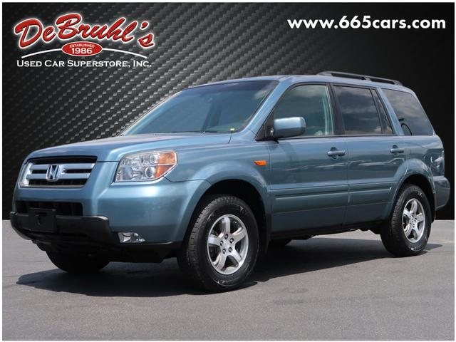 2007 Honda Pilot EX-L for sale by dealer
