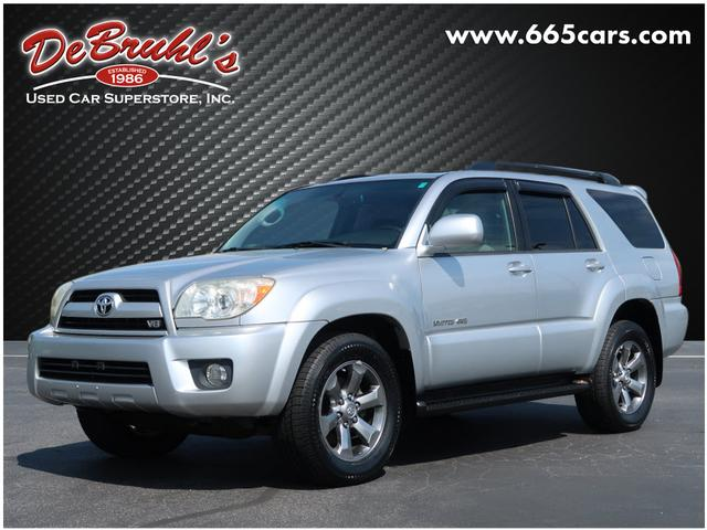 2008 Toyota 4Runner Limited for sale by dealer