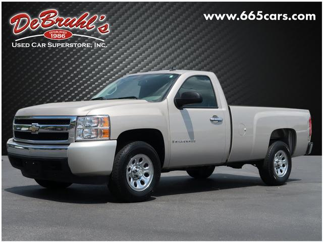 2008 Chevrolet Silverado 1500 for sale by dealer