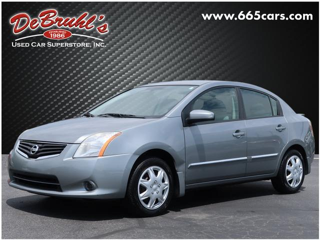 2012 Nissan Sentra 2.0 for sale by dealer