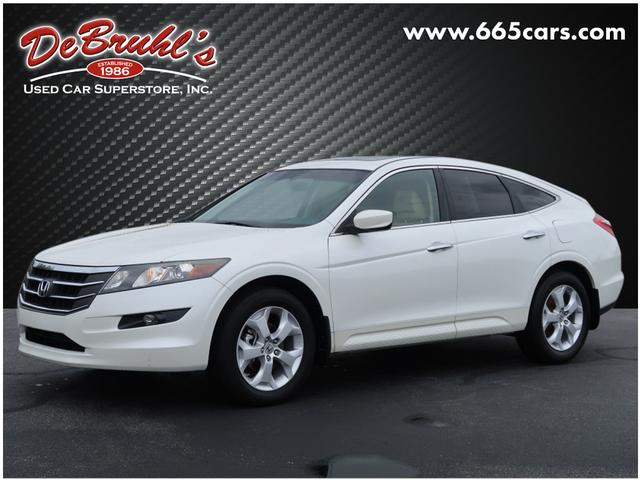 2010 Honda Accord Crosstour EX-L for sale by dealer