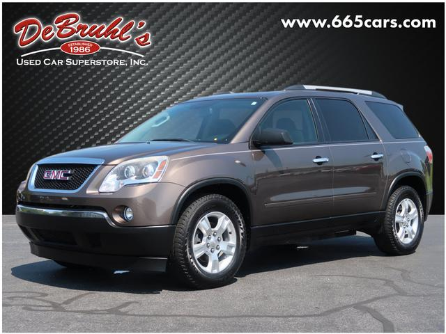 2012 GMC Acadia SLE for sale by dealer